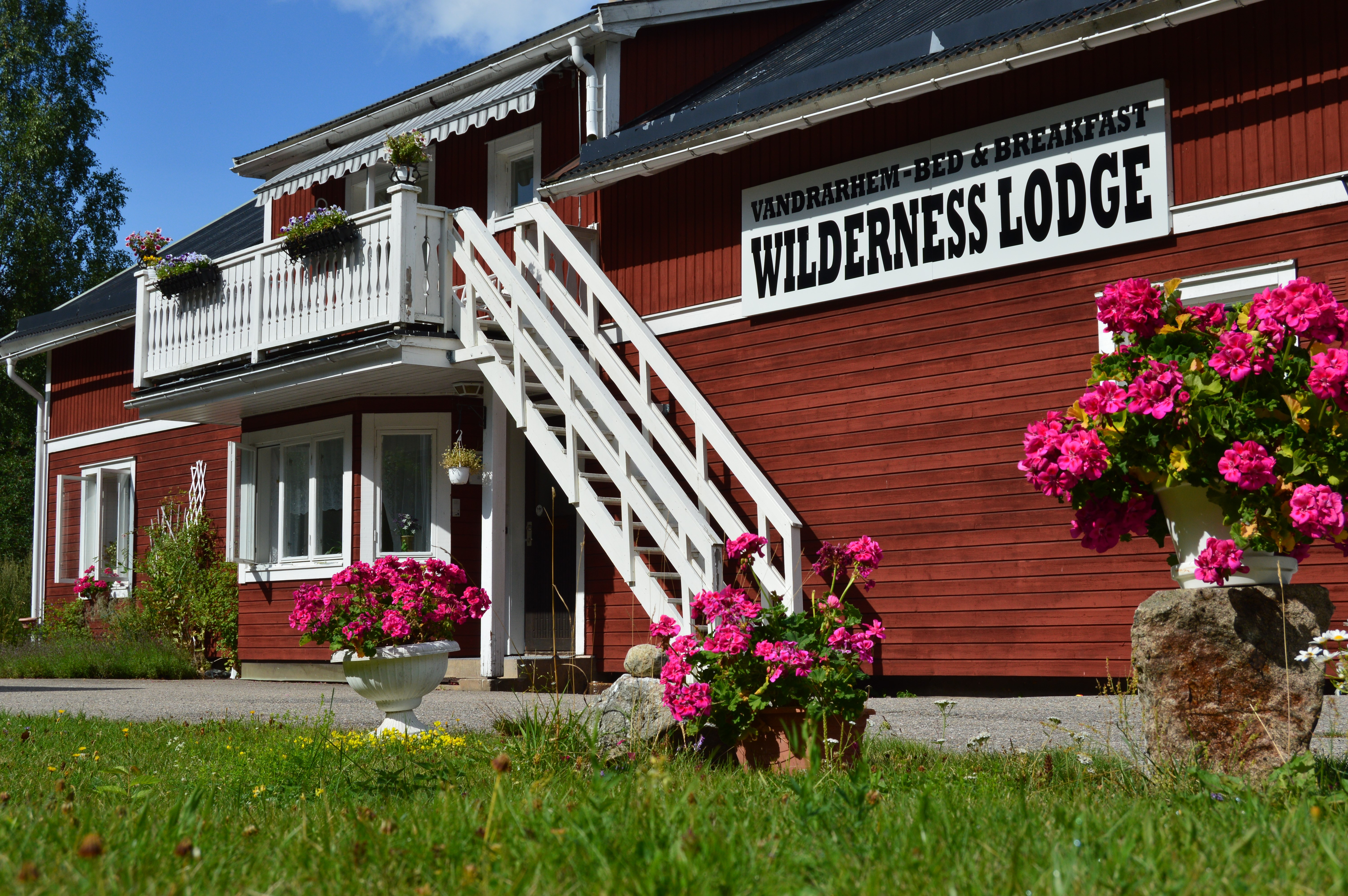 Bild på WILDERNESS LODGE